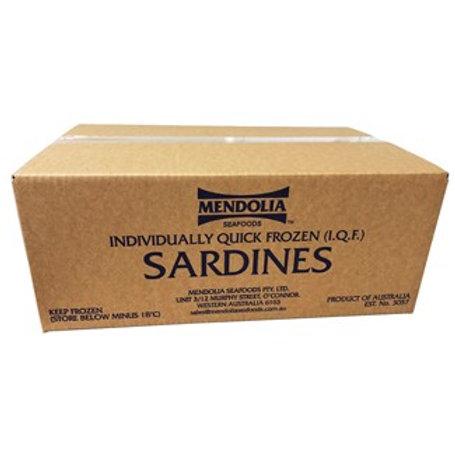 Sardines IQF 15kg