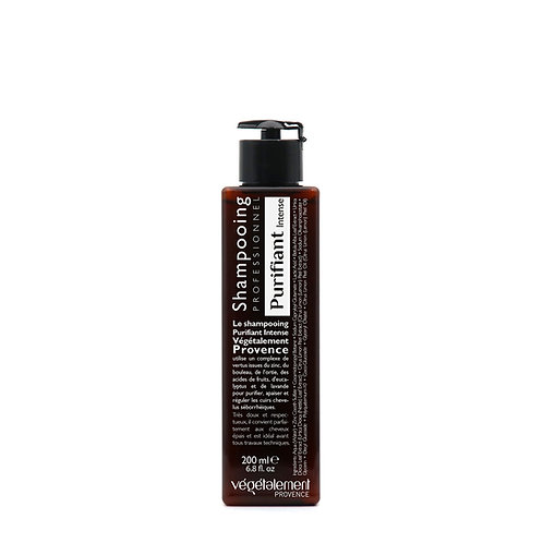 Strong purifying shampoo (greasy scalp, fine hair)