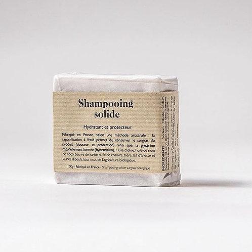 Solid shampoo bar 100g