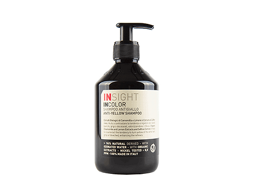 Anti-yellow shampoo 500ml