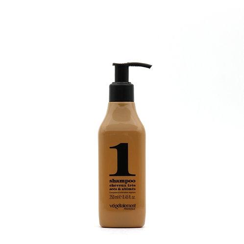 Botanical keratine shampoo