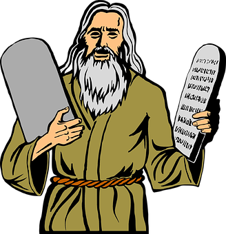 Moses sought the voice of God