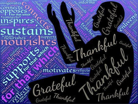 Treatment of Being Grateful for ALL things