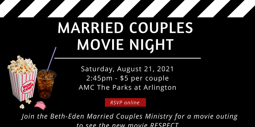 Married Couples Movie Outing