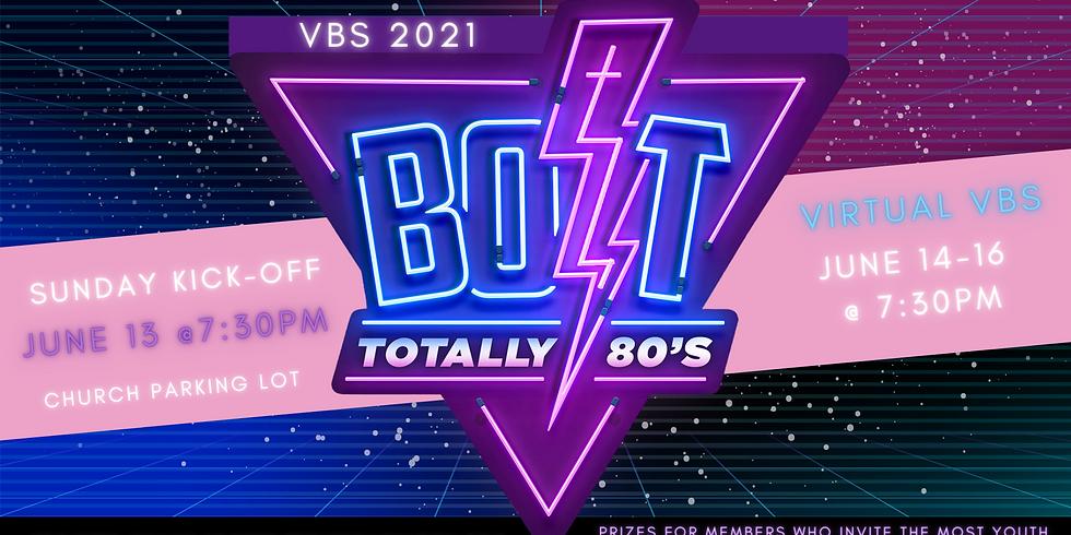 VBS 2021 - Bolt 80's Style