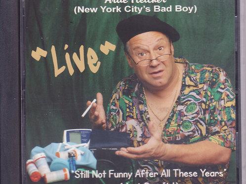 "Artie Fletcher ""LIVE"" CD"
