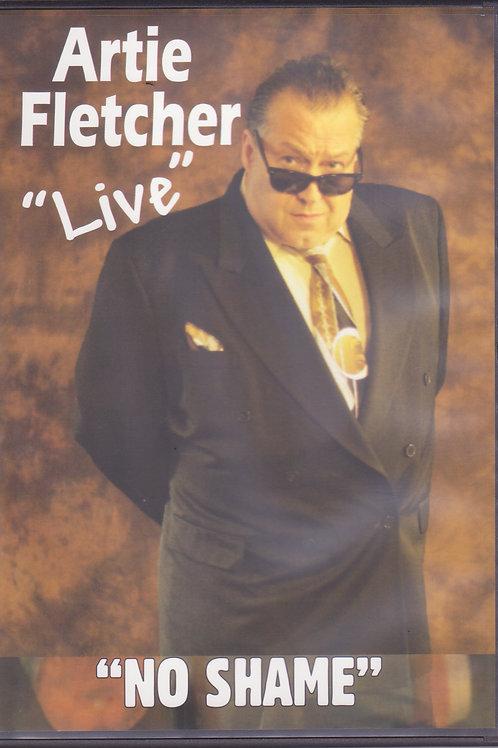 "Artie Fletcher ""LIVE"""