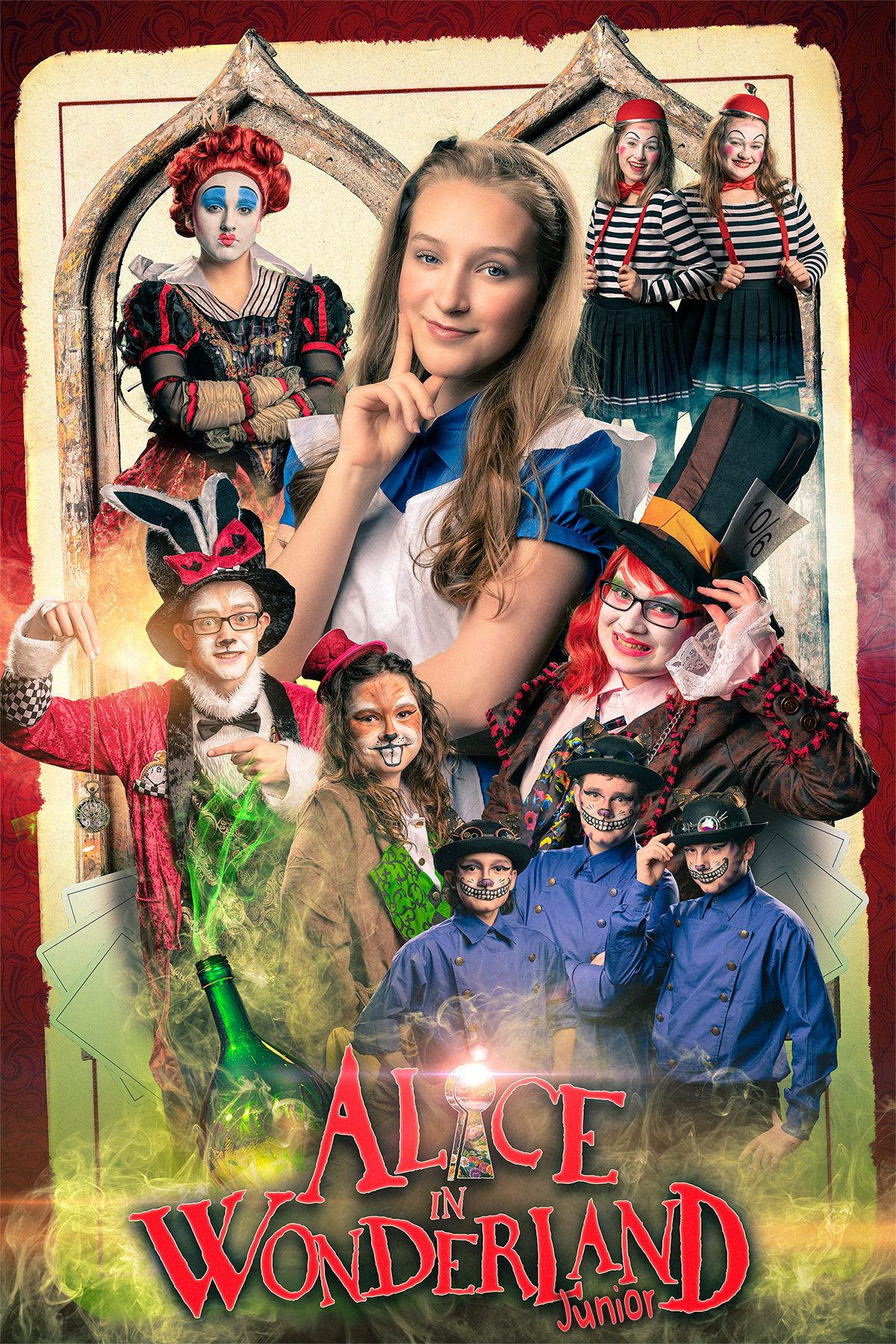 24x36_Alice_In_Wonderland