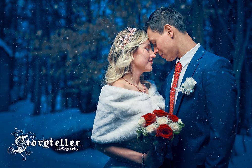 Wedding, Couple, Marriage, Hamlin