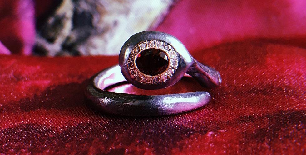 RING XXIX [nachash g diamond]