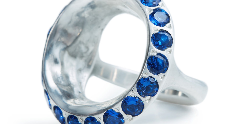 RING XXVII [ora big blue]