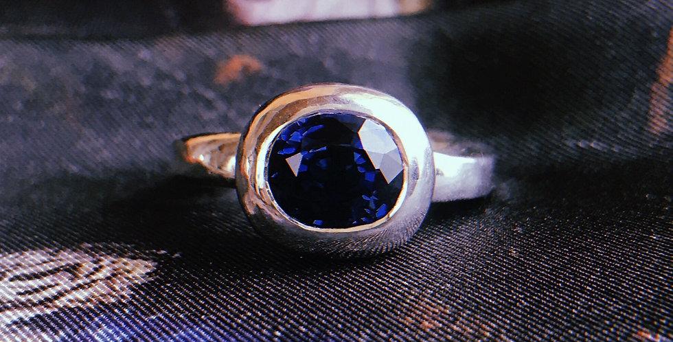 RING XXVIII [bina deep blue]