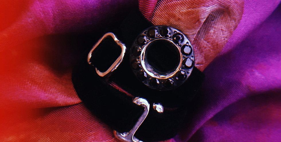 CHOKER XXVIII [ora black]