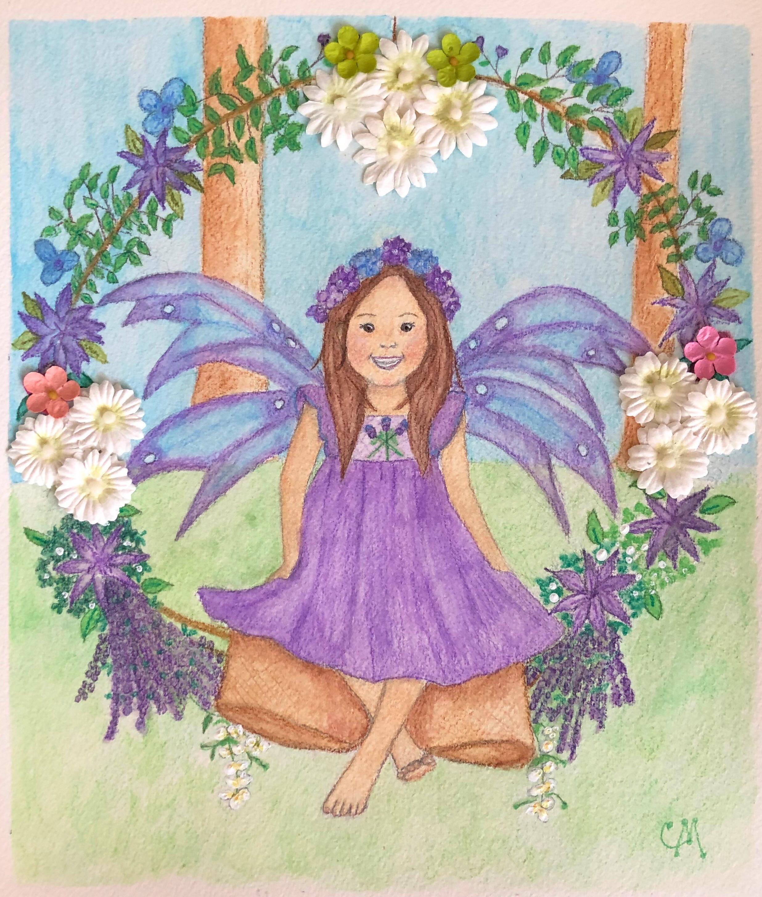 Little Purple Fairy