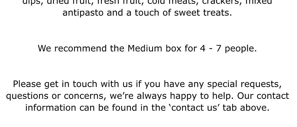 The Medium Picnic Box