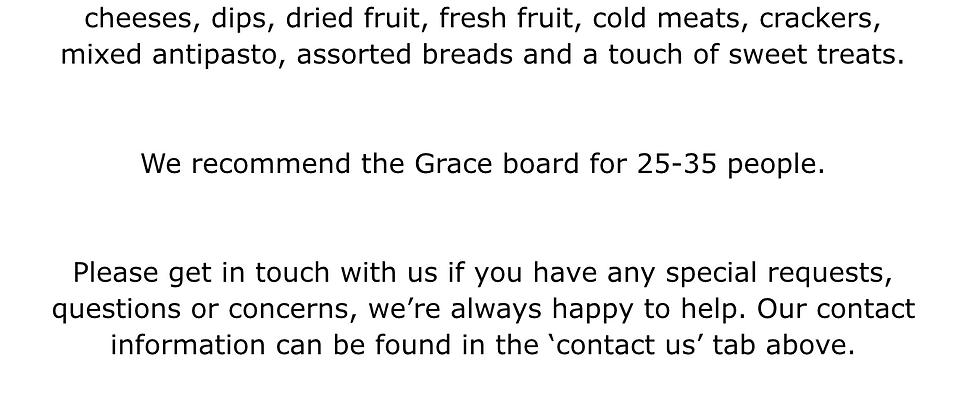 The Grace Board