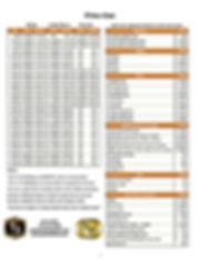 Yoder Sheds ~ Price Book & Quote-Price B