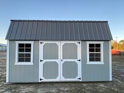 10x16 Painted Side Lofted Barn