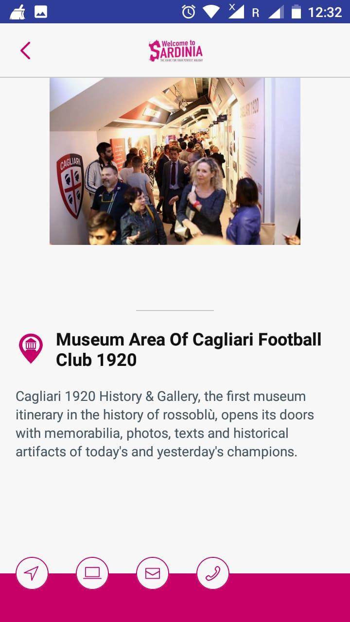 App Cagliari museo