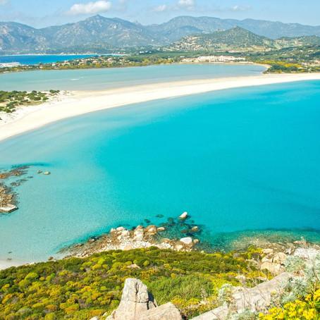 4X4 Beach tour to Villasimius