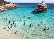 Cala Trana and La Maddalena Archipelago