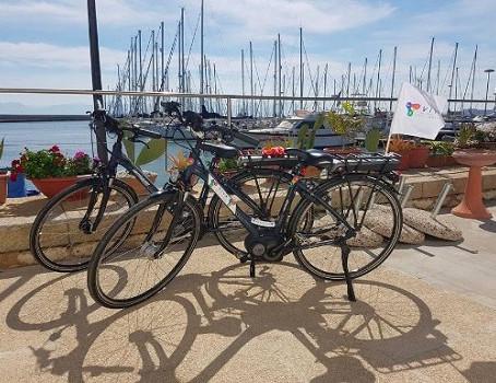 Cagliari E-bike tours, 2 or 3 hours