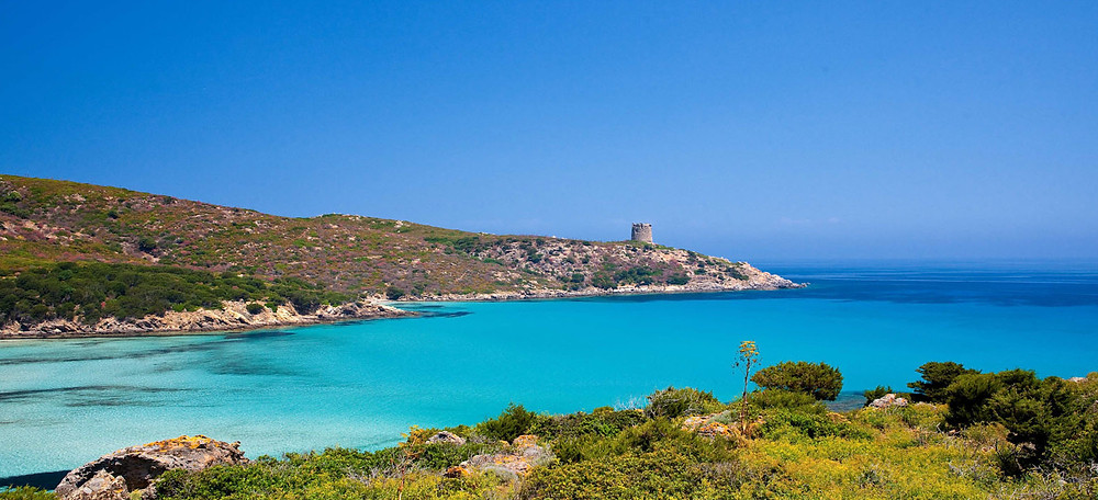 Trekking excursion to Asinara