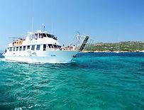 Maddalena Island Boat