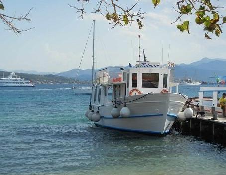Shuttle Service from Porto San Paolo to Tavolara Island