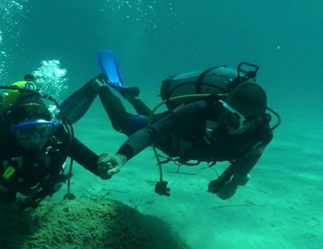 Diving and Snorkeling Experience in Villasimius
