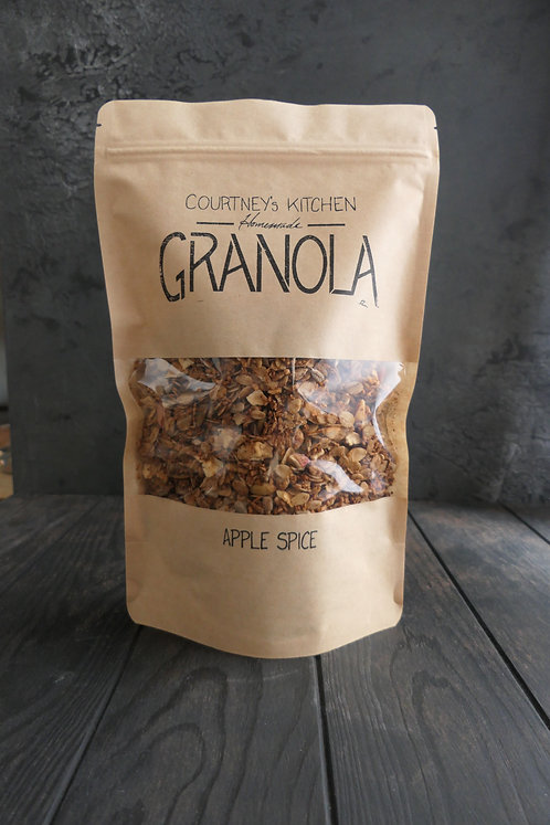 Apple Spice Granola 300g