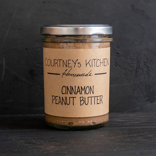 Cinnamon Peanut Butter 200g