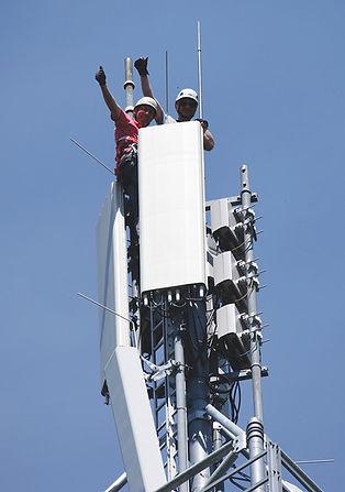 Vertigo system, les spécialistes en structures Télécom