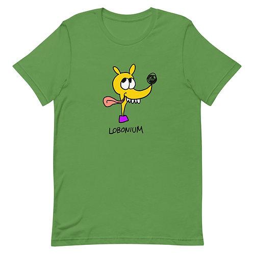 LOBONIUM logo t-shirt
