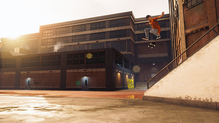 Tony Hawk's Pro Skater 1 + 2 6