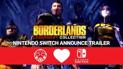 Borderlands Legendary Collection 1