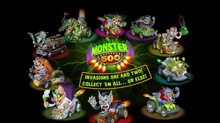 Monster 500 8