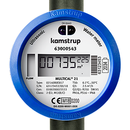 Kamstrup Smart Water Meters