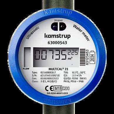 Kamstrup Smart Water Meters