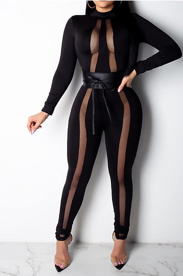 Oh She Bad Jumpsuit