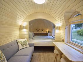 Tiny House Iglu Kuusk - Außen