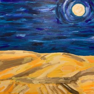 Midnight on the Palouse