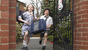 When the School Gates Close This Afternoon….