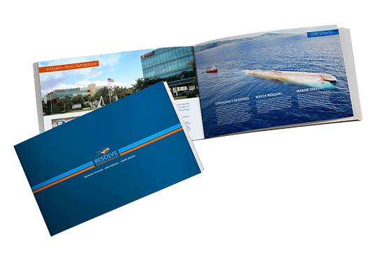 Resolve Marine Corporate Brochure