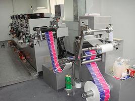 งานพิมพ์ประเภทนี้คือ งานพิมพ์ประเภทซองพลาสติกใส่อาหารและขนม และงานพิมพ์บนพลาสติกต่าง ๆ งานพิมพ์ในต่างประเทศบางแห่งมีการพิมพ์แมกกาซีน หนังสือพิมพ์ และงานพิมพ์บนกระดาษที่มีปริมาณพิมพ์สูง