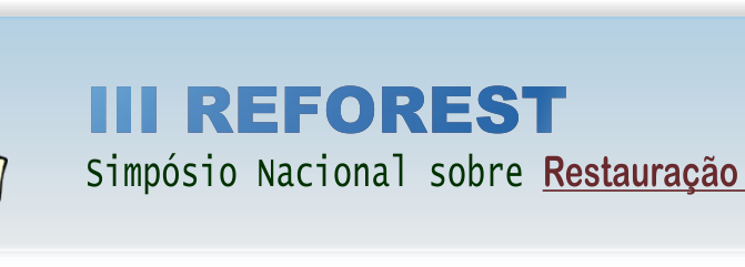 III REFOREST