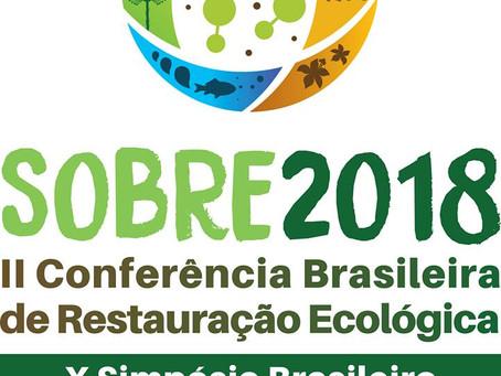 II Conferência Brasileira de Restauração Ecológica