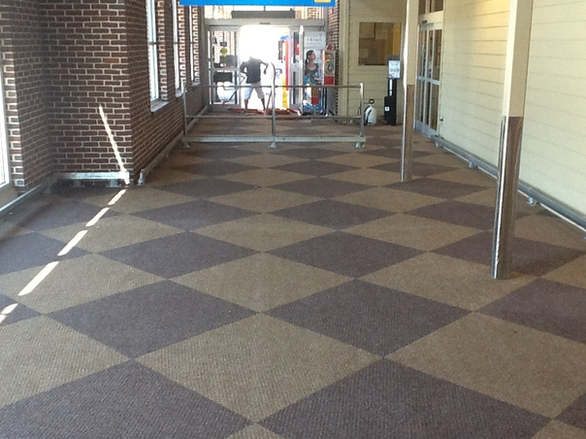 Carpet Cleaning Retail Store