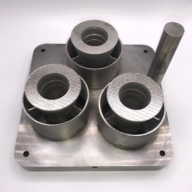 additive manufactured parts