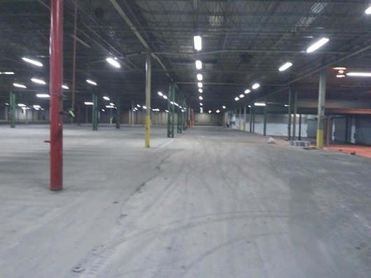 Industrail cleaning